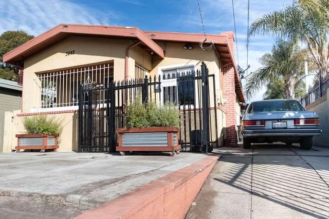 3442 Suter, Oakland, CA 94602 (#MR40892074) :: RE/MAX Real Estate Services