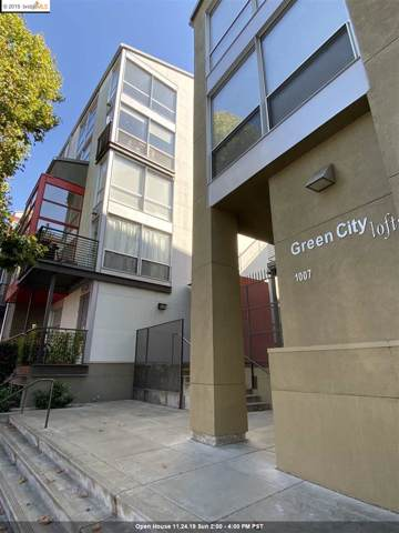 1007 41st Street, Emeryville, CA 94608 (#EB40884660) :: Live Play Silicon Valley