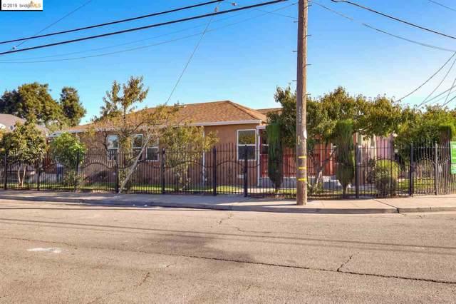 9954 E St, Oakland, CA 94603 (#EB40884677) :: The Gilmartin Group