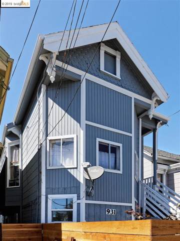 933 Wood St, Oakland, CA 94607 (#EB40881825) :: Live Play Silicon Valley