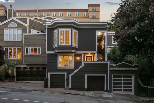 226 Roosevelt Way, San Francisco, CA 94114 (#BE40881000) :: The Sean Cooper Real Estate Group
