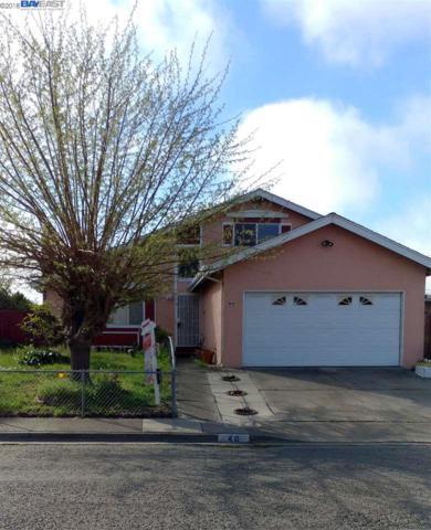 49 Rinaldo Drive, Vallejo, CA 94589 (#BE40800931) :: Astute Realty Inc
