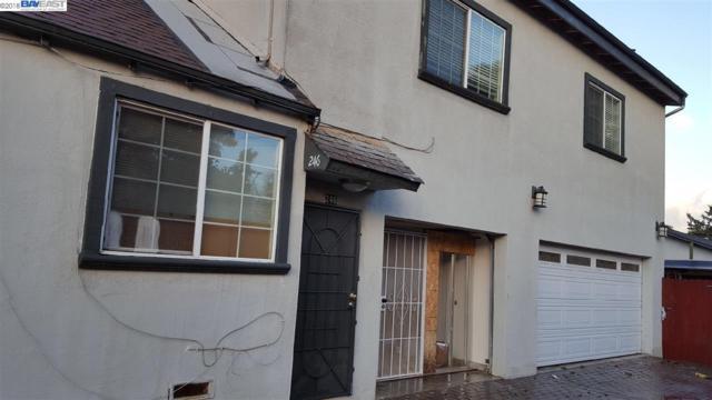 246 Grove Way, Hayward, CA 94541 (#BE40808565) :: The Goss Real Estate Group, Keller Williams Bay Area Estates