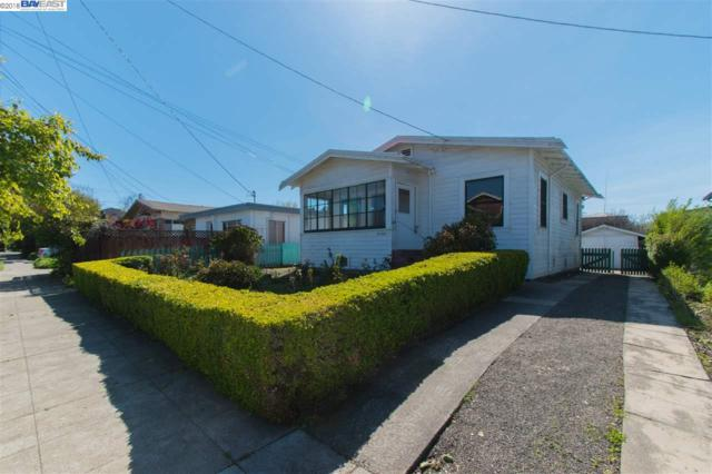 2132 Curtis Street, Berkeley, CA 94702 (#BE40815534) :: Brett Jennings Real Estate Experts