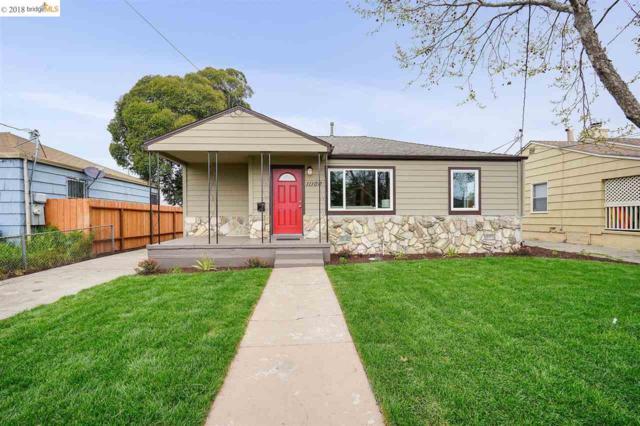 11100 Novelda Dr, Oakland, CA 94603 (#EB40816595) :: Intero Real Estate
