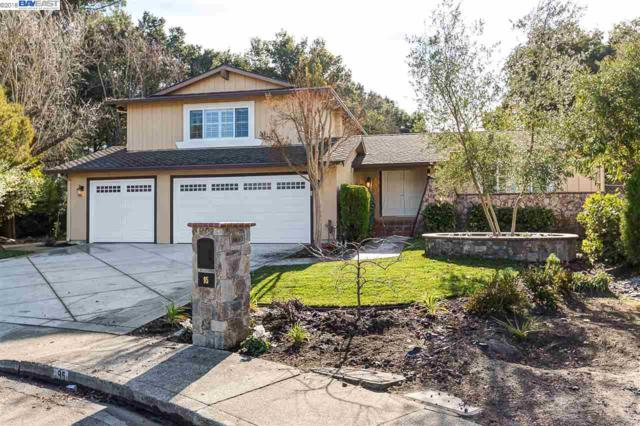 95 Pioneer Court, San Ramon, CA 94583 (#BE40816906) :: The Dale Warfel Real Estate Network
