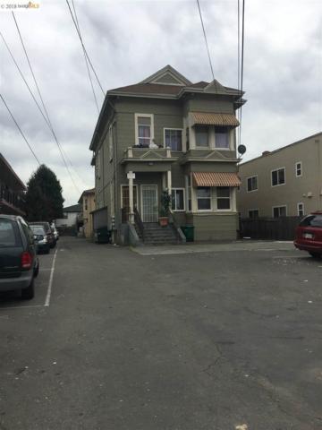 1772 27Th Ave, Oakland, CA 94601 (#EB40817131) :: The Dale Warfel Real Estate Network