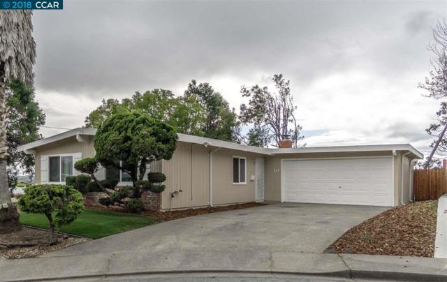 10 Murra Ct, San Pablo, CA 94806 (#CC40817300) :: Brett Jennings Real Estate Experts