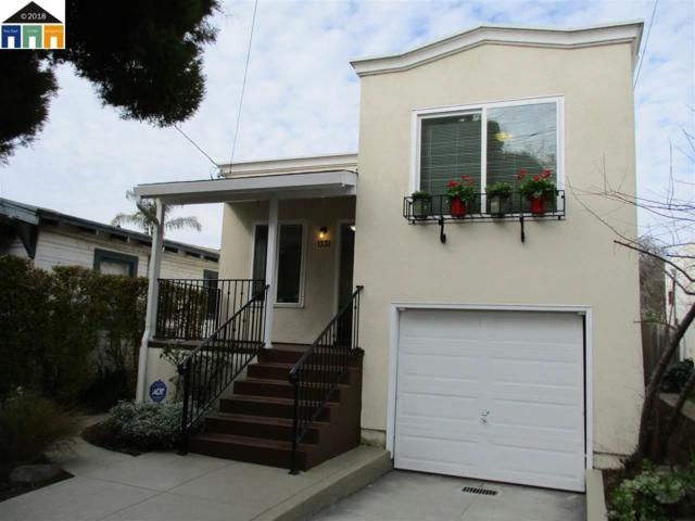 1331 Carrison, Berkeley, CA 94702 (#MR40817363) :: Brett Jennings Real Estate Experts