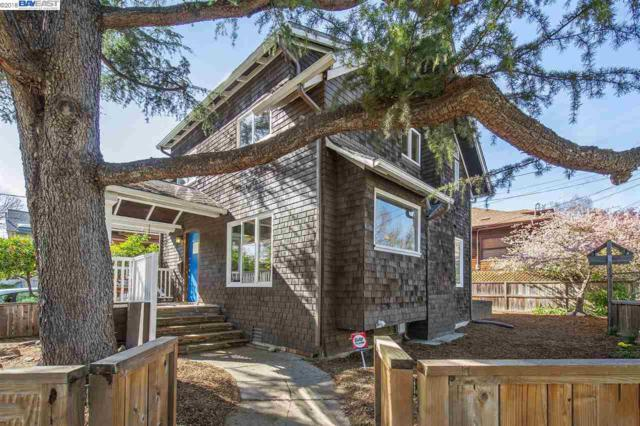 1719 Channing Way, Berkeley, CA 94703 (#BE40817392) :: Brett Jennings Real Estate Experts