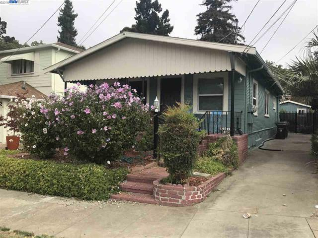 2886 Georgia St, Oakland, CA 94602 (#BE40817936) :: The Kulda Real Estate Group