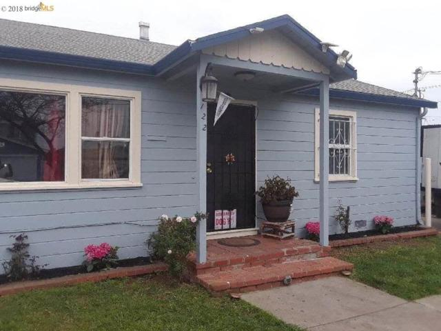 122 3Rd St, Richmond, CA 94801 (#EB40818130) :: The Gilmartin Group