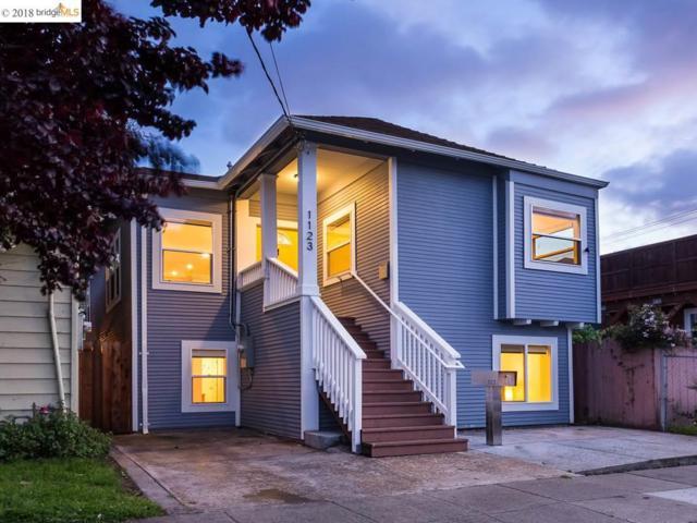 1123 30Th St, Oakland, CA 94608 (#EB40818290) :: Strock Real Estate