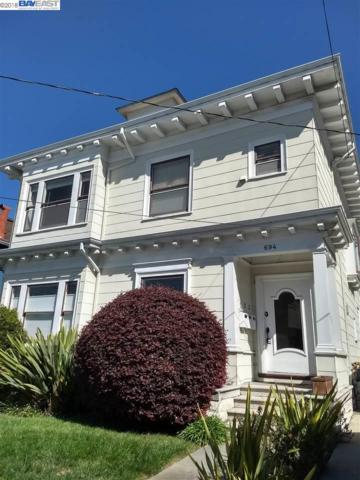 694 63Rd St, Oakland, CA 94609 (#BE40818307) :: The Gilmartin Group