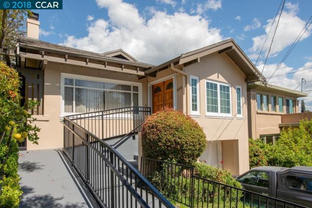 558 Rosal Ave, Oakland, CA 94610 (#CC40818313) :: Astute Realty Inc