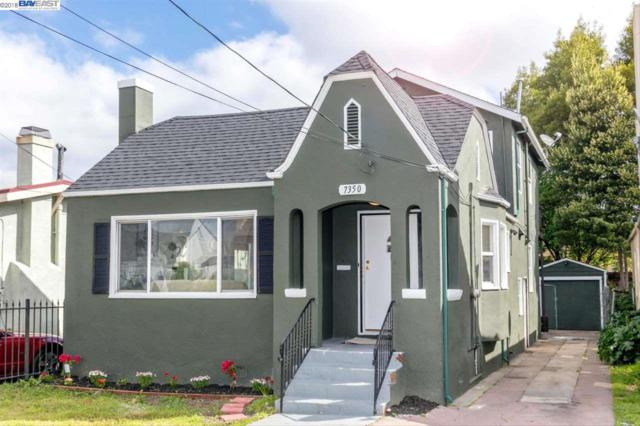 7350 Holly St, Oakland, CA 94621 (#BE40818395) :: The Gilmartin Group