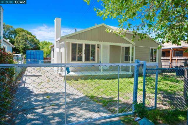 533 La Prenda Dr, Oakland, CA 94603 (#CC40818405) :: Intero Real Estate