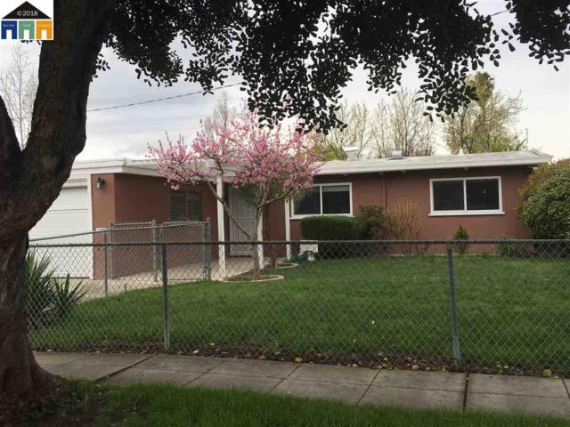 775 Beryl Place, Hayward, CA 94544 (#MR40818962) :: Brett Jennings Real Estate Experts