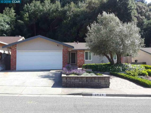 2828 Wright Ave., Pinole, CA 94564 (#CC40819196) :: The Dale Warfel Real Estate Network