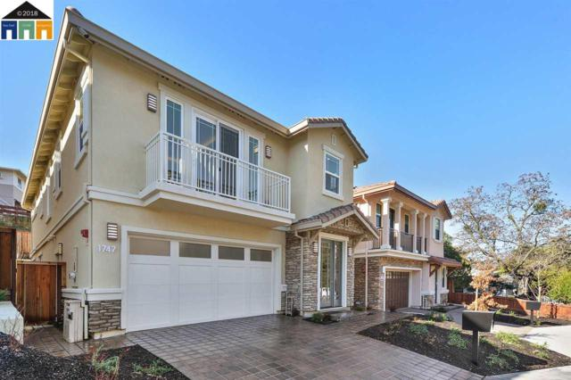 1747 San Miguel Dr, Walnut Creek, CA 94596 (#MR40819383) :: Strock Real Estate