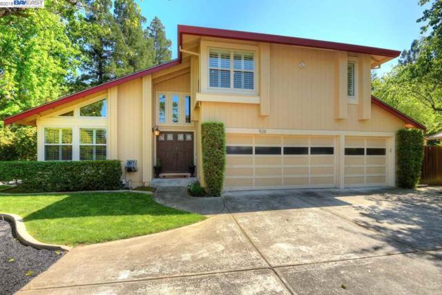 926 Tera Ct, Walnut Creek, CA 94597 (#BE40819590) :: Astute Realty Inc