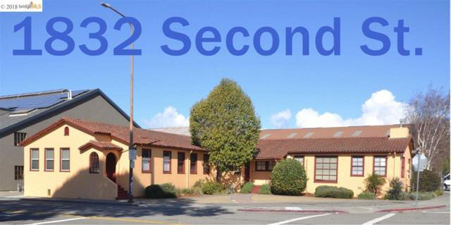 1832 Second St., Berkeley, CA 94710 (#EB40820205) :: Strock Real Estate