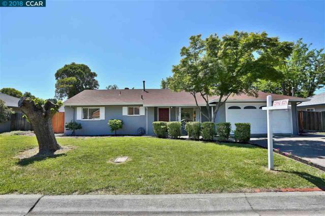178 Fair Oaks Drive, Pleasant Hill, CA 94523 (#CC40820348) :: The Goss Real Estate Group, Keller Williams Bay Area Estates