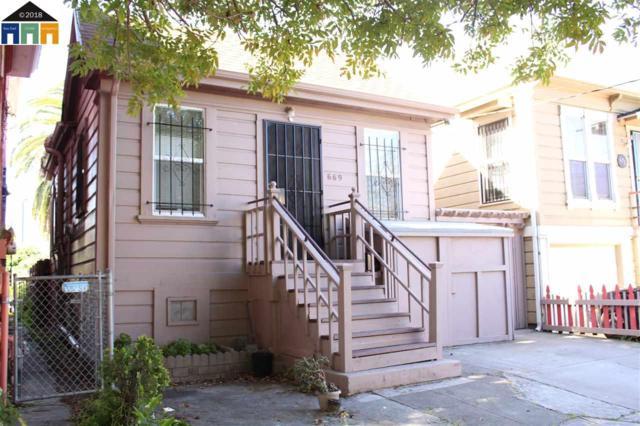669 28th Street, Oakland, CA 94609 (#MR40820615) :: Strock Real Estate