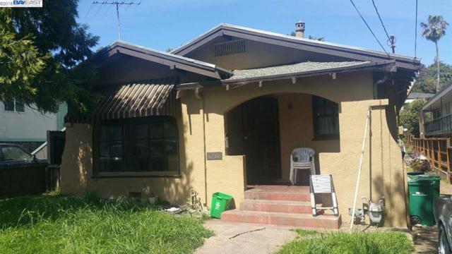 6930 Lacey Ave, Oakland, CA 94605 (#BE40821032) :: The Warfel Gardin Group