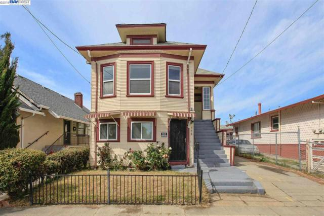 688 43Rd St, Oakland, CA 94609 (#BE40821245) :: Strock Real Estate