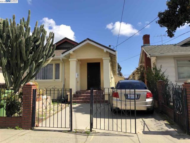 1742 28Th Ave, Oakland, CA 94601 (#BE40821254) :: Strock Real Estate
