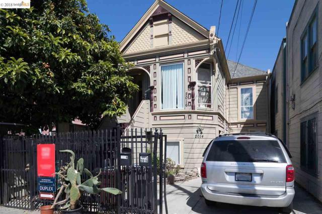 2014 Myrtle, Oakland, CA 94607 (#EB40821345) :: Strock Real Estate