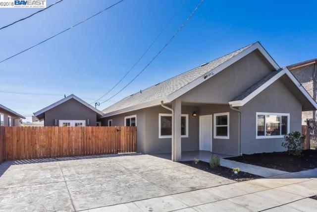 849 8th Street, Richmond, CA 94801 (#BE40821422) :: Strock Real Estate