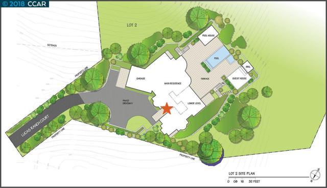 LOT 2 Lucas Ranch Court, Lafayette, CA 94549 (#CC40821461) :: Strock Real Estate