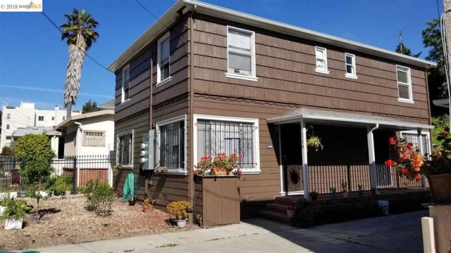 2726 14Th Ave, Oakland, CA 94606 (#EB40821821) :: The Kulda Real Estate Group