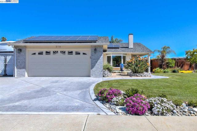 316 Cedar Dr, Livermore, CA 94551 (#BE40821922) :: Astute Realty Inc