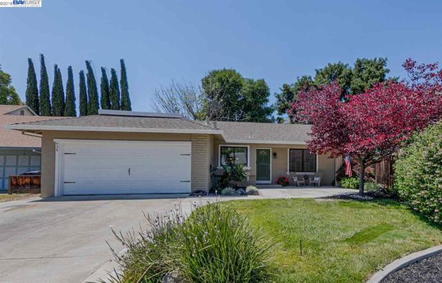 438 Huntington Way, Livermore, CA 94551 (#BE40821936) :: Astute Realty Inc