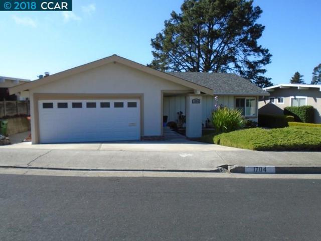 1704 Julian Ct, El Cerrito, CA 94530 (#CC40821934) :: Strock Real Estate