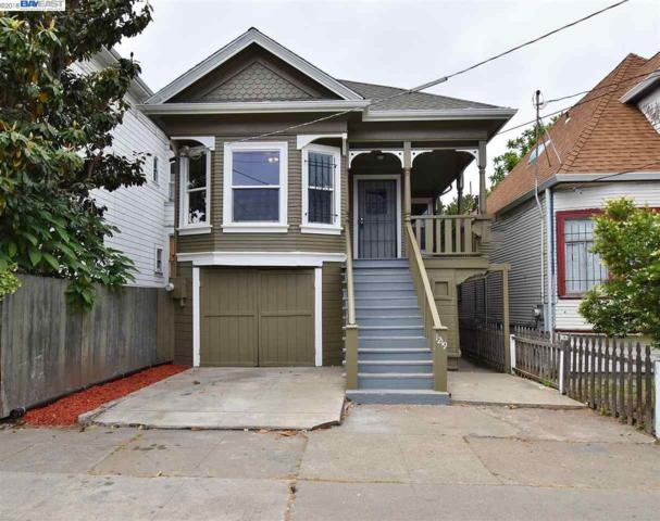 1219 Peralta St, Oakland, CA 94607 (#BE40821998) :: Strock Real Estate