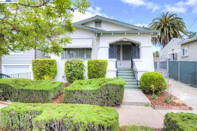 6458 Brann Street, Oakland, CA 94605 (#BE40822058) :: The Goss Real Estate Group, Keller Williams Bay Area Estates