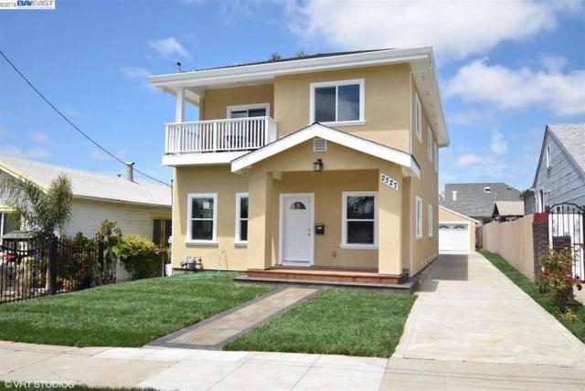 2327 Warner Ave, Oakland, CA 94603 (#BE40822181) :: The Goss Real Estate Group, Keller Williams Bay Area Estates