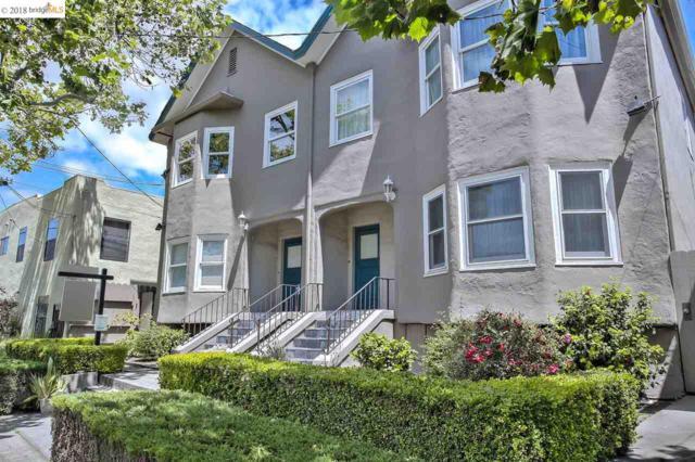 4118 Adeline St, Emeryville, CA 94608 (#EB40822299) :: Strock Real Estate