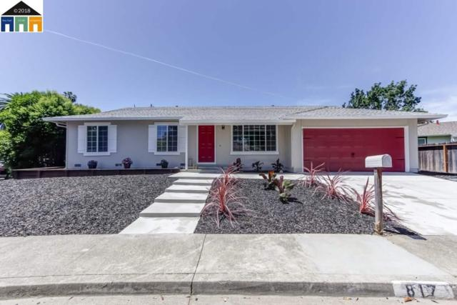817 Dayton Ct, Concord, CA 94518 (#MR40822333) :: Strock Real Estate