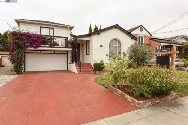 972 Estudillo Ave, San Leandro, CA 94577 (#BE40822544) :: The Dale Warfel Real Estate Network