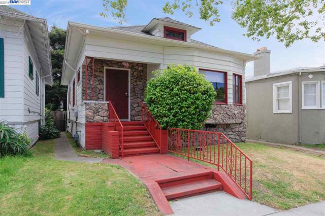 823 58th Street, Oakland, CA 94608 (#BE40822551) :: Strock Real Estate