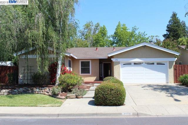 210 Amber Way, Livermore, CA 94550 (#BE40822635) :: The Gilmartin Group