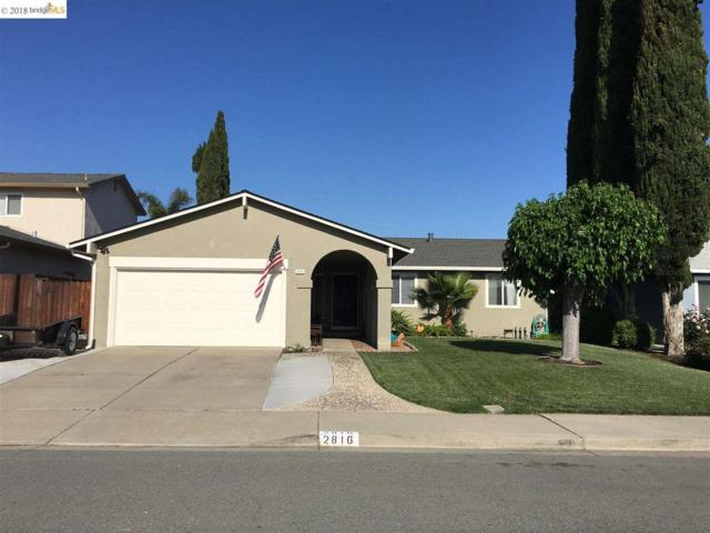 2816 Carmona Way, Antioch, CA 94509 (#EB40822800) :: Strock Real Estate