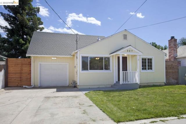 327 Texas St, Antioch, CA 94509 (#EB40822848) :: Intero Real Estate