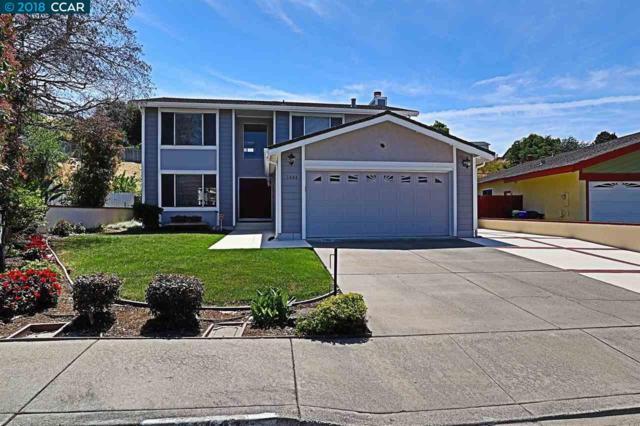 1484 Partridge Dr, Hercules, CA 94547 (#CC40822942) :: Strock Real Estate