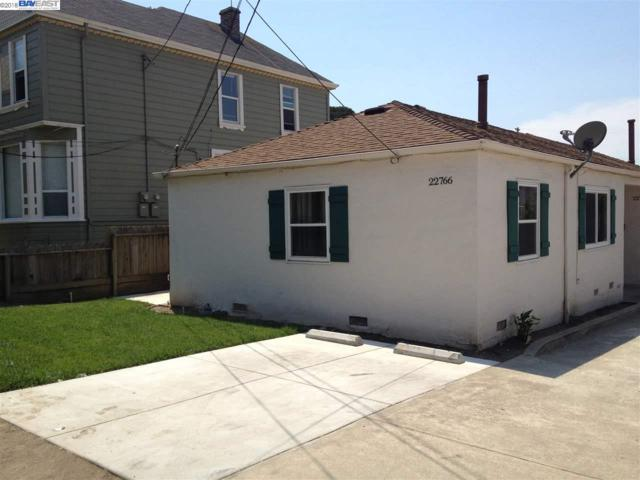 22768 Templeton St, Hayward, CA 94541 (#BE40823133) :: Strock Real Estate